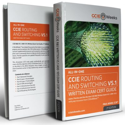 CCIE R&S Written Exam V5.1