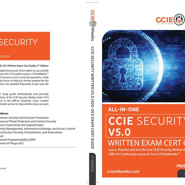 CCIE Security Exam Certification Guide [Book] - oreilly.com