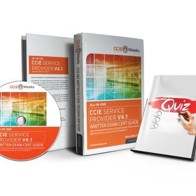 CCIE Service Provider (400-201 V4.1)