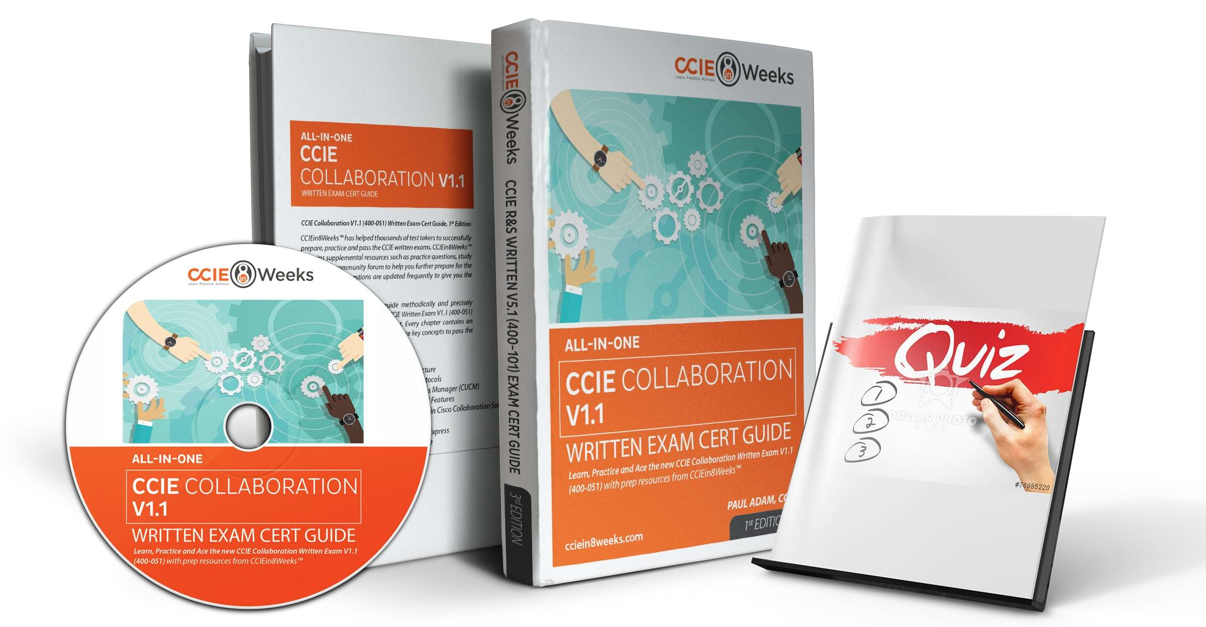 ccie collaboration write a training plan